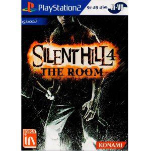 بازی SILENT HILL4 PS2