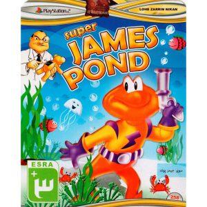 بازی JAMES POND PS2