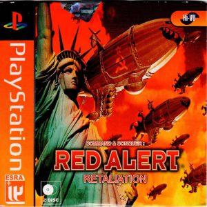 بازی RED ALERT PS1