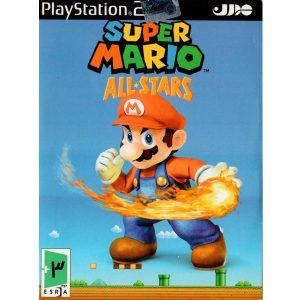 بازی SUPER MARIO PS2