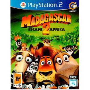 بازی ماداگاسکار پلی استیشن 2
