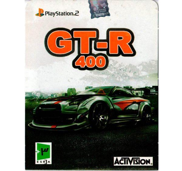 بازی GT-R پلی استیشن 2