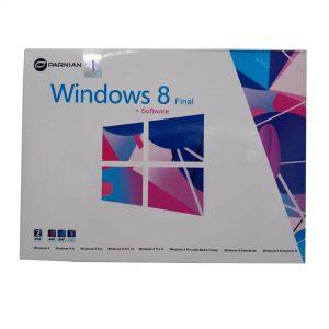 خرید ویندوز 8 با برنامه پرنیان