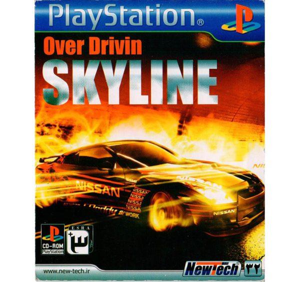 بازی Over Drivin Skyline PS1