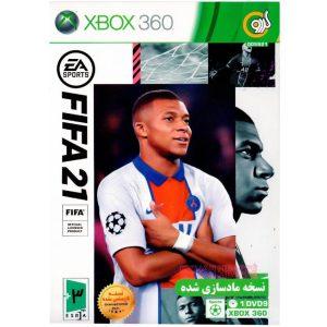 بازی FIFA 21 ایکس باکس 360