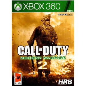 بازی CALL OF DUTY MW2 XBOX360