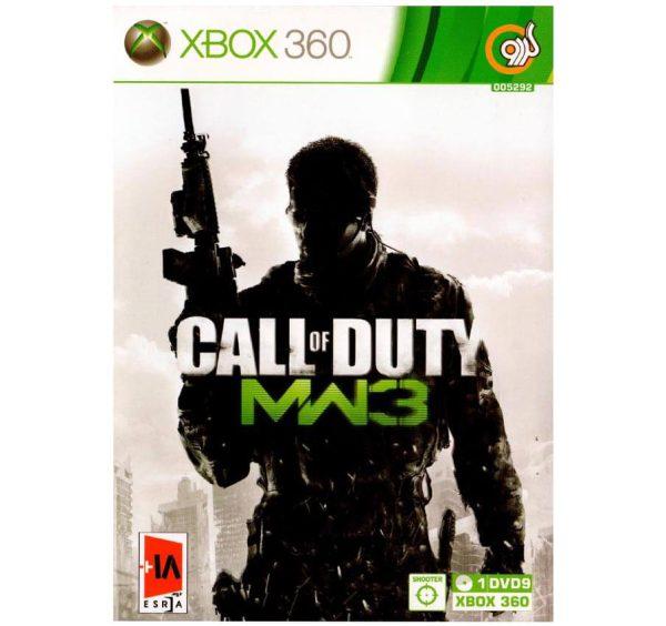 بازی ندای وظیفه MW3 xbox360