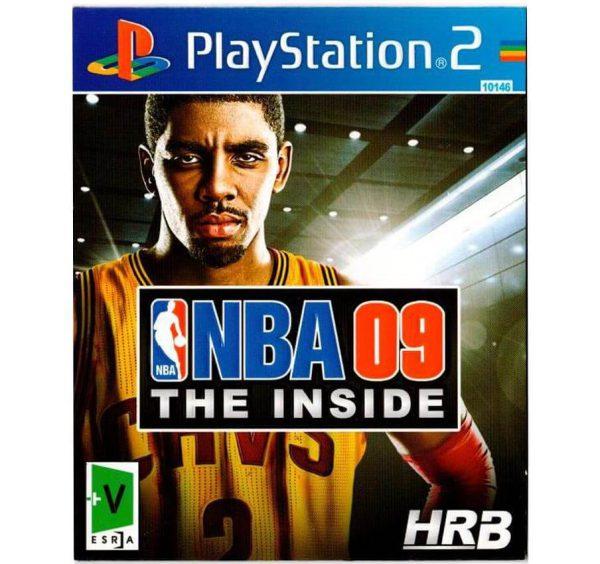 بازی NBA 09 PS2